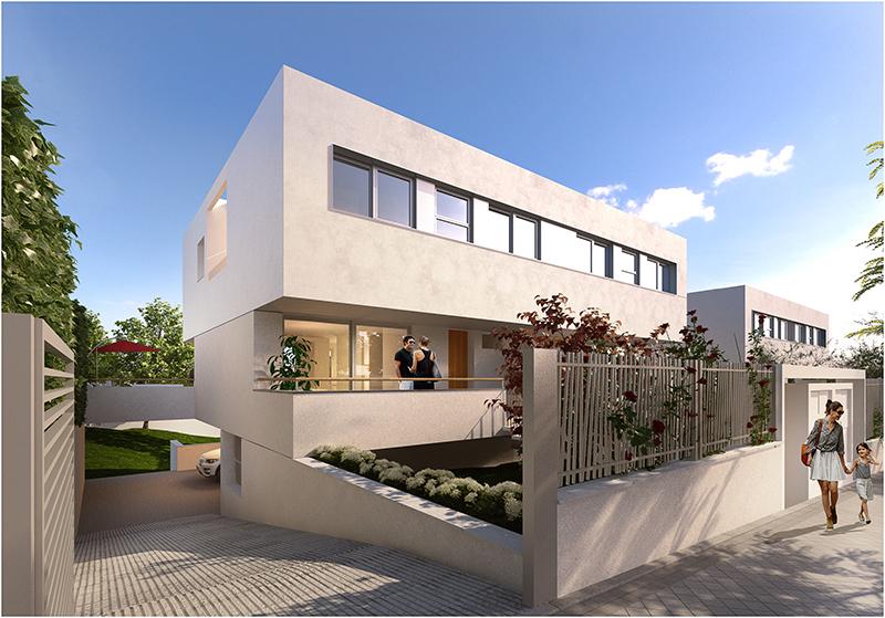 Promoción Obra Nueva Residencial Villas del Cerro